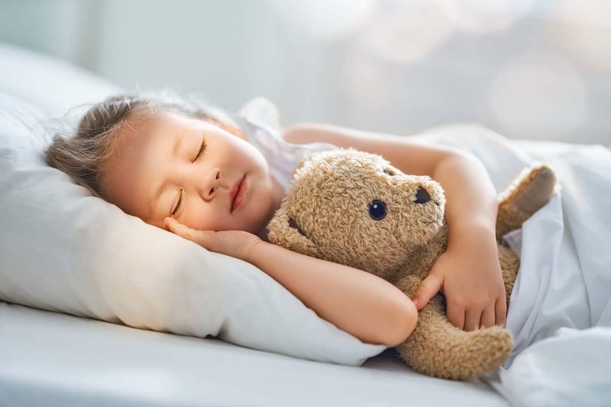Wie viel Schlaf braucht ein Kind eigentlich?